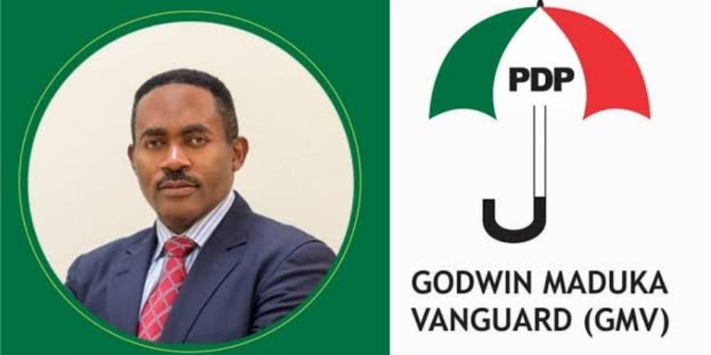 """I Can Run Anambra With My Personal Money"" - PDP Governorship Aspirant, Godwin Maduka 1"