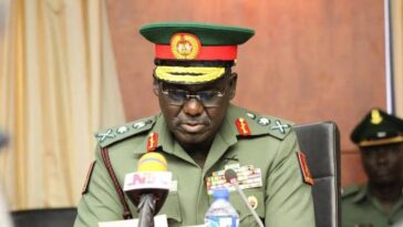 Army Boss, Tukur Buratai Directs Soldiers To Treat All Nigerians As Boko Haram Suspects 11