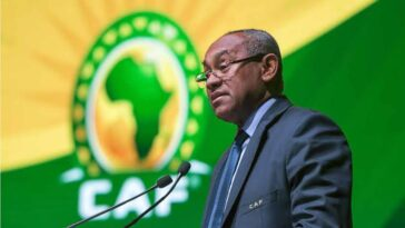 FIFA Bans CAF President, Ahmad Ahmad For Five Years Over Bribery, Financial Misconduct 14