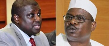 Court Orders Senator Ndume To Be Remanded In Prison After Failing To Produce Maina 26
