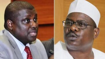 Court Orders Senator Ndume To Be Remanded In Prison After Failing To Produce Maina 12