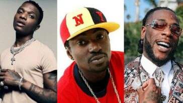 Blackface Calls Out Burna Boy And Wizkid, Accuses Them Of Stealing His Song [Video] 11
