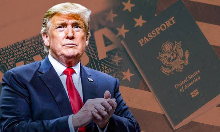 US Govt Introduces New Policy Which Require African Visitors To Pay $15,000 Visa Bond 1