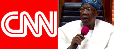 #EndSARS: CNN Report On Lekki Shooting Capable Of Setting Nigeria On Fire — Lai Mohammed 26