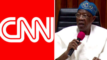 #EndSARS: CNN Report On Lekki Shooting Capable Of Setting Nigeria On Fire — Lai Mohammed 13