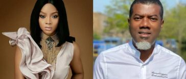 """Such An Embarrassment"" - Toke Makinwa Blasts Reno Omokri Over His Comments On Divorced Women 25"