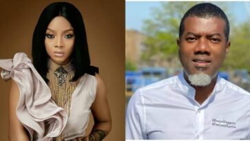 """Such An Embarrassment"" - Toke Makinwa Blasts Reno Omokri Over His Comments On Divorced Women 3"