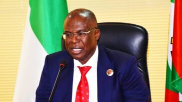 Nigerians Should Be Proud We're Importing Oil From Niger Republic - Petroleum Minister, Timipre Sylva 2