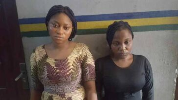 19-Year-Old Girl Sets Ex-Lover's Girlfriend Ablaze After He Dumped Her Over Infidelity In Lagos 5