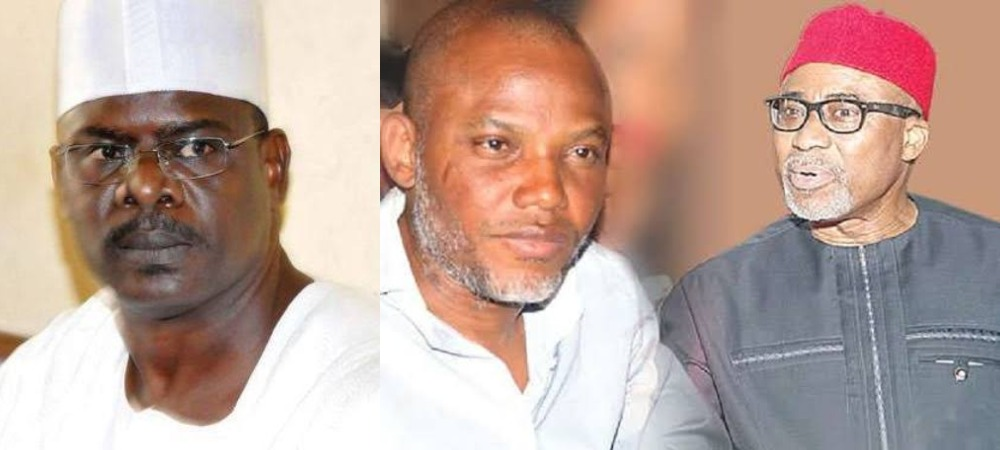 Ndume: Abaribe Should Also Be Sent To Prison Over Nnamdi Kanu – Arewa Youths Fume 1