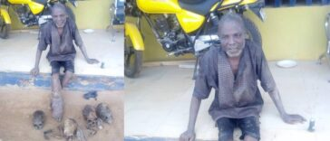 55-Year-Old Man Arrested With Four Human Skulls, Three Hands, Other Body Parts In Ogun 26