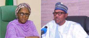 """President Buhari Will Reopen Land Borders Very Soon"" - Finance Minister, Zainab Ahmed 25"