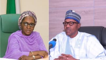 """President Buhari Will Reopen Land Borders Very Soon"" - Finance Minister, Zainab Ahmed 3"