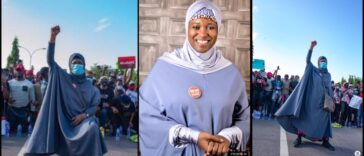 Nigerian Activist, Aisha Yesufu Makes BBC's 100 Most Influential Women In The World 30