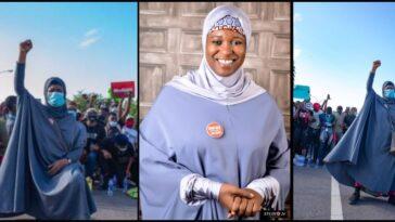 Nigerian Activist, Aisha Yesufu Makes BBC's 100 Most Influential Women In The World 14