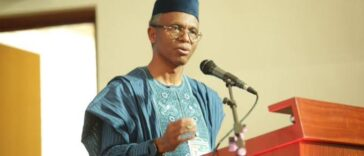 Low JAMB Cut-Off Mark Is Making Northern Youths Lazy Instead Of Encouraging Them - El-Rufai 26