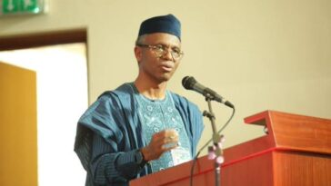 Low JAMB Cut-Off Mark Is Making Northern Youths Lazy Instead Of Encouraging Them - El-Rufai 13