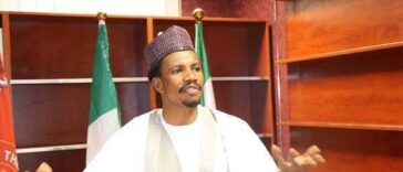 Senator Elisha Abbo Dumps PDP For APC, Says He'll Join Buhari 'To Build Nigeria Of Our Dream' 28