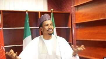 Senator Elisha Abbo Dumps PDP For APC, Says He'll Join Buhari 'To Build Nigeria Of Our Dream' 8