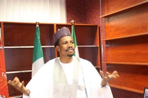 Senator Elisha Abbo Dumps PDP For APC, Says He'll Join Buhari 'To Build Nigeria Of Our Dream' 1
