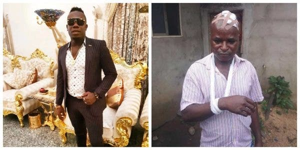Duncan Mighty Accused Of Assaulting And Intimidating A Tanker Driver In Port Harcourt 1