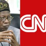 Lekki Shooting: CNN Is Spreading Fake News, Their Report Shows They're Desperate - Lai Mohammed 26
