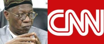 Lekki Shooting: CNN Is Spreading Fake News, Their Report Shows They're Desperate - Lai Mohammed 25
