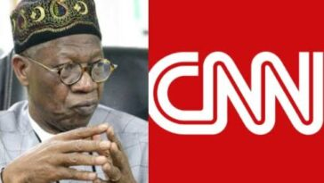 Lekki Shooting: CNN Is Spreading Fake News, Their Report Shows They're Desperate - Lai Mohammed 8