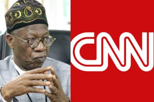 Lekki Shooting: CNN Is Spreading Fake News, Their Report Shows They're Desperate - Lai Mohammed 1
