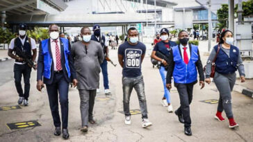 INTERPOL Arrests Three Nigerians 'Who Scammed 50,000 Victims Worldwide' In 3 Years 3