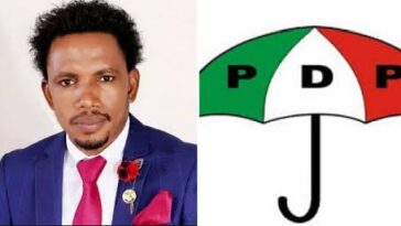 """You Can't Run Away With Our Mandate"" - PDP Reacts To Senator Abbo's Defection To APC 13"