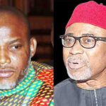 Igbos Will Resist Any Attempt To Arrest Senator Abaribe Over Nnamdi Kanu's Bail - MASSOB 27