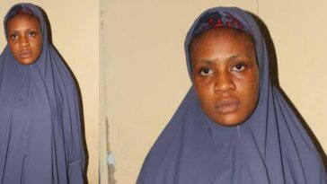 28-Year-Old Woman Arrested For Allegedly Harbouring Bandits In Her House In Bauchi 11