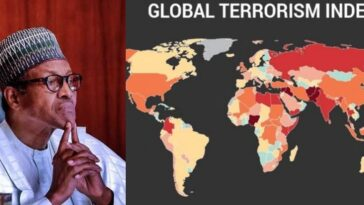 Nigeria Retains Position As Third Most Terrorised Country In The World - For The Sixth Time 10
