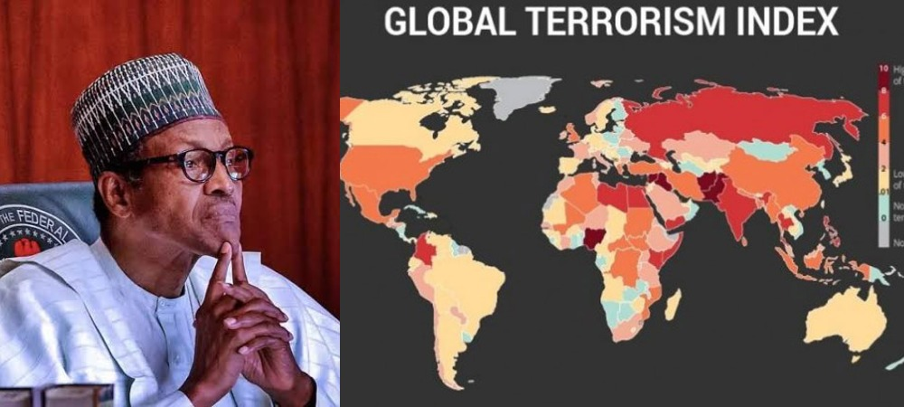 Nigeria Retains Position As Third Most Terrorised Country In The World - For The Sixth Time 1