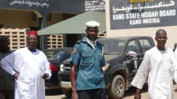 Hisbah Police Warns Cool FM To Stop Using 'Black Friday' For Sales Promo In Kano 10