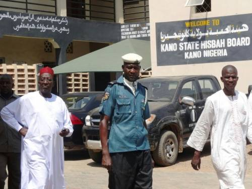 Hisbah Police Warns Cool FM To Stop Using 'Black Friday' For Sales Promo In Kano 1