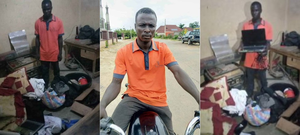 Househelp Kills His Former Boss While He Was Asleep, Steals His Properties In Nasarawa 1