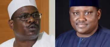 Court Grants Bail To Ndume After He Was Imprisoned Over His Inability To Produce Maina 24