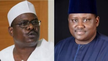 Court Grants Bail To Ndume After He Was Imprisoned Over His Inability To Produce Maina 12