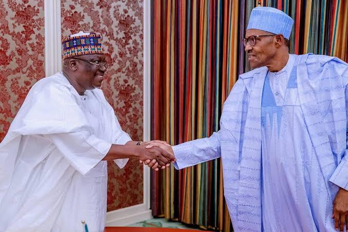 Buhari Inherited Bad Governance, Empty Treasury From PDP In 2015 — Senate President 1