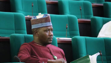 Court Sentences Gombe Lawmaker, Victor Mela To Prison For Lying Under Oath 2