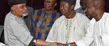 ASUU Finally Agrees To Call Off Eight Months Strike After Receiving N70 Billion From FG 24