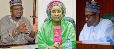 Sadiya Farouq Reportedly Weeps As Pantami 'Disgraces' Her Before Buhari At FEC Meeting 24