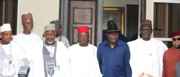 """Goodluck Jonathan Is Now A Progressive Person, He Works For Us"" - APC Slams PDP 26"