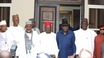 """Goodluck Jonathan Is Now A Progressive Person, He Works For Us"" - APC Slams PDP 13"