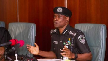 """Police Will Never Allow Any Type Of #EndSARS Protest Again In Nigeria"" - IGP Adamu 13"