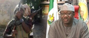 Policeman Killed As Gunmen Kidnap Chinese Expatriate Working For Governor Fayemi In Ekiti 26