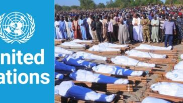 Boko Haram Ruthlessly Killed 110 Farmers, Injured Many Others In Borno - United Nations 12