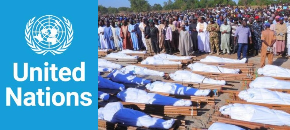 Boko Haram Ruthlessly Killed 110 Farmers, Injured Many Others In Borno - United Nations 1